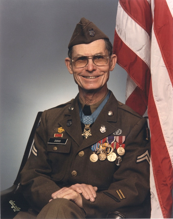 Desmond Doss, In His Own Words